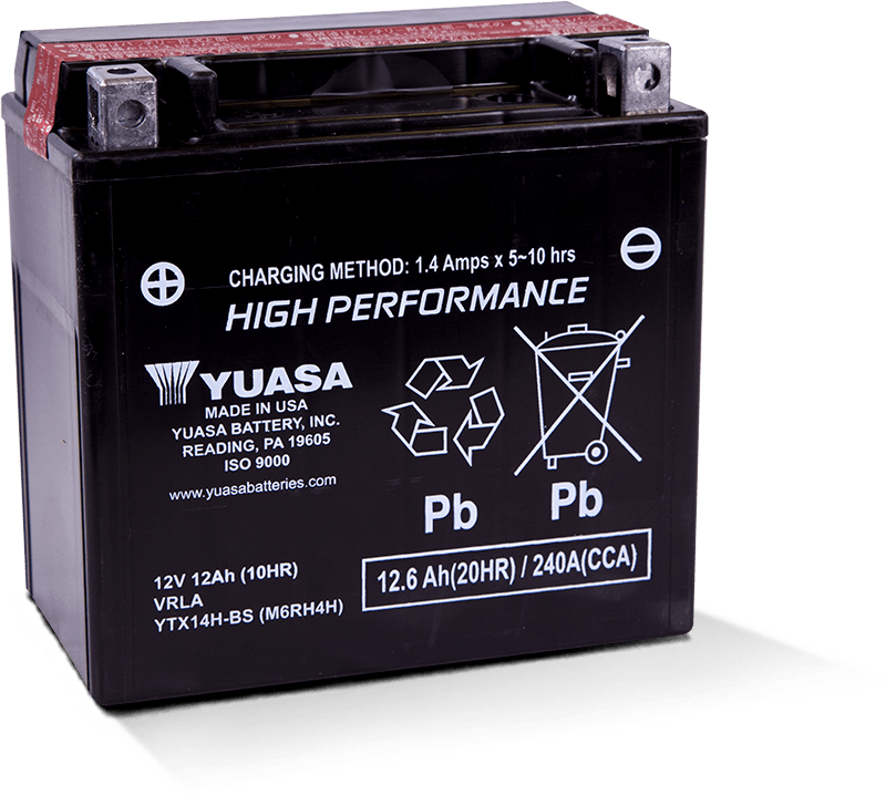 Yuasa YTX14H-BS Battery
