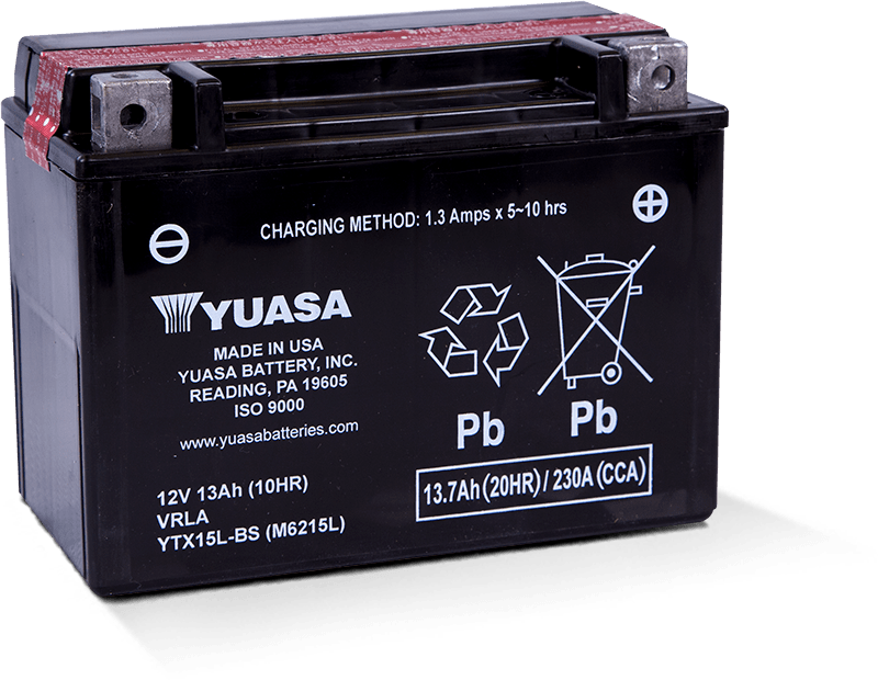 YTX15L-BS Battery
