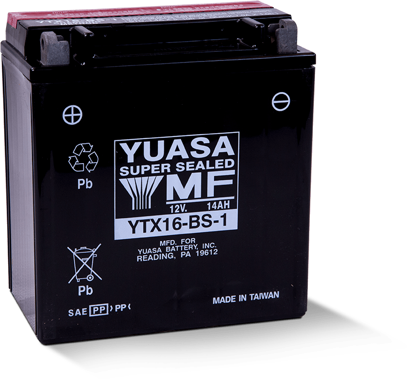 YTX16-BS-1 Battery