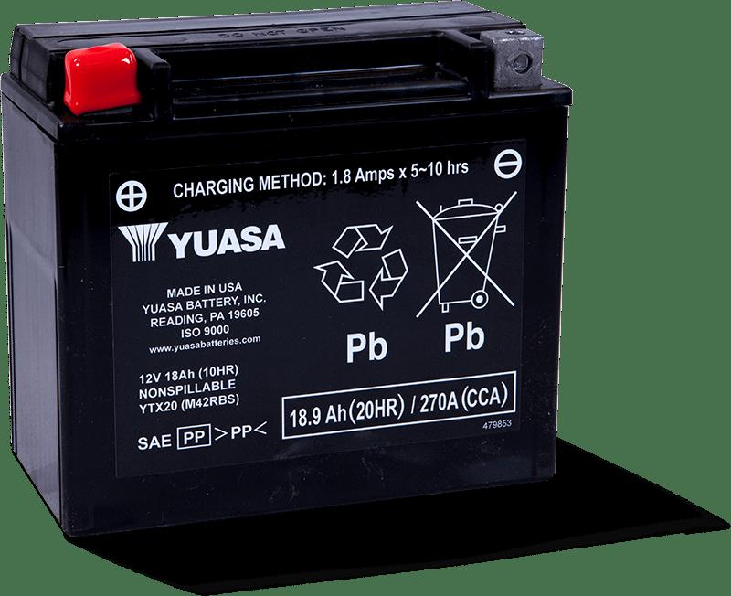 Yuasa YTX20 Battery