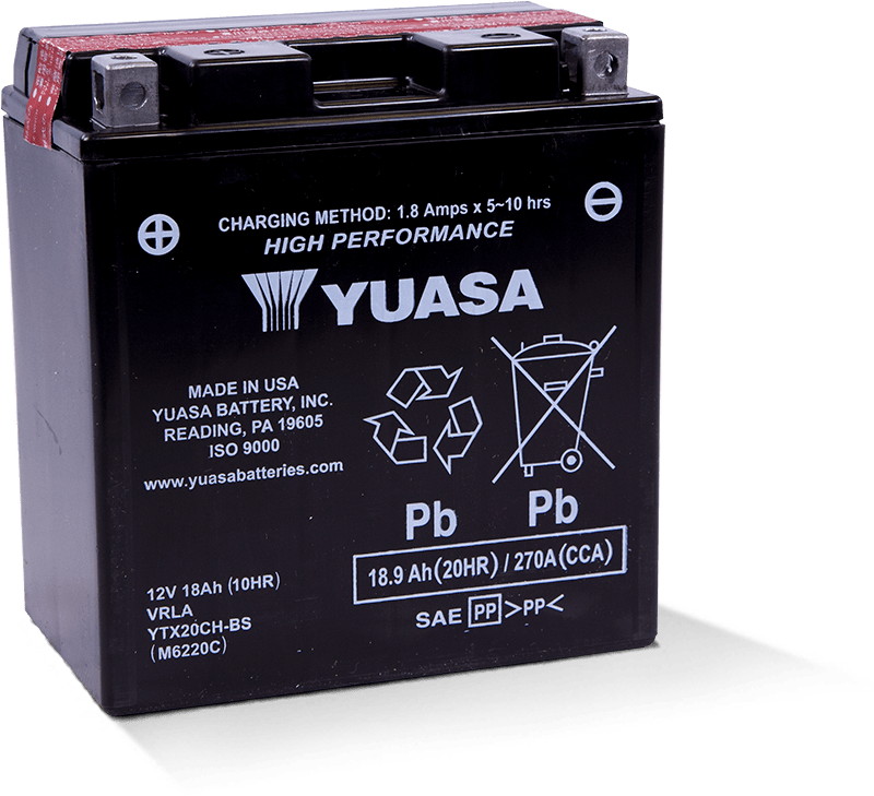 YTX20CH-BS Battery
