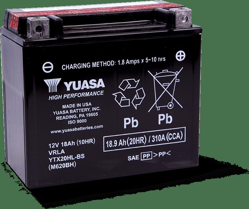 YTX20HL-BS Battery