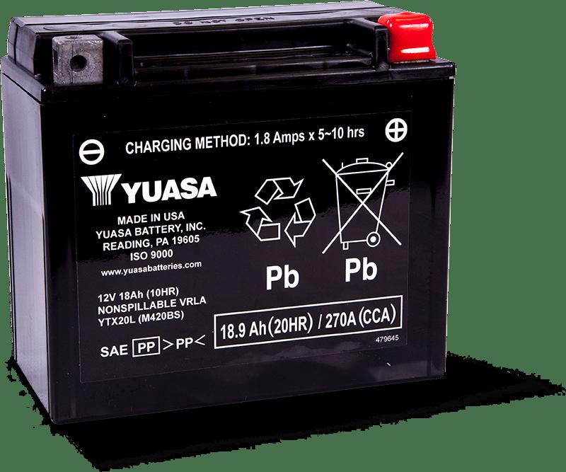 YTX20L Battery