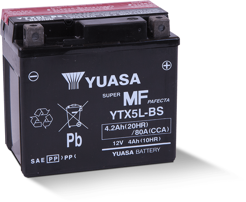 YTX5L-BS Battery
