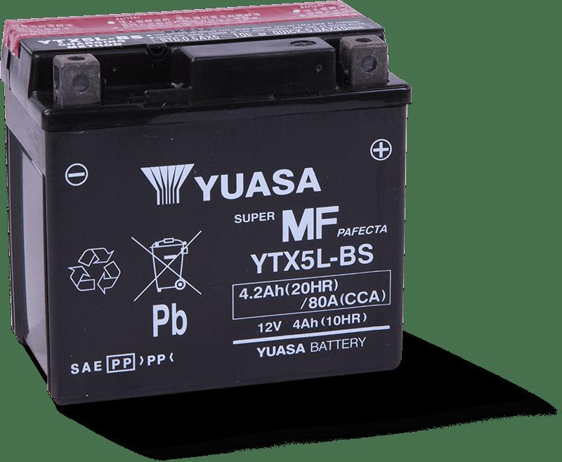 YTX5L-BS - Yuasa Battery, Inc