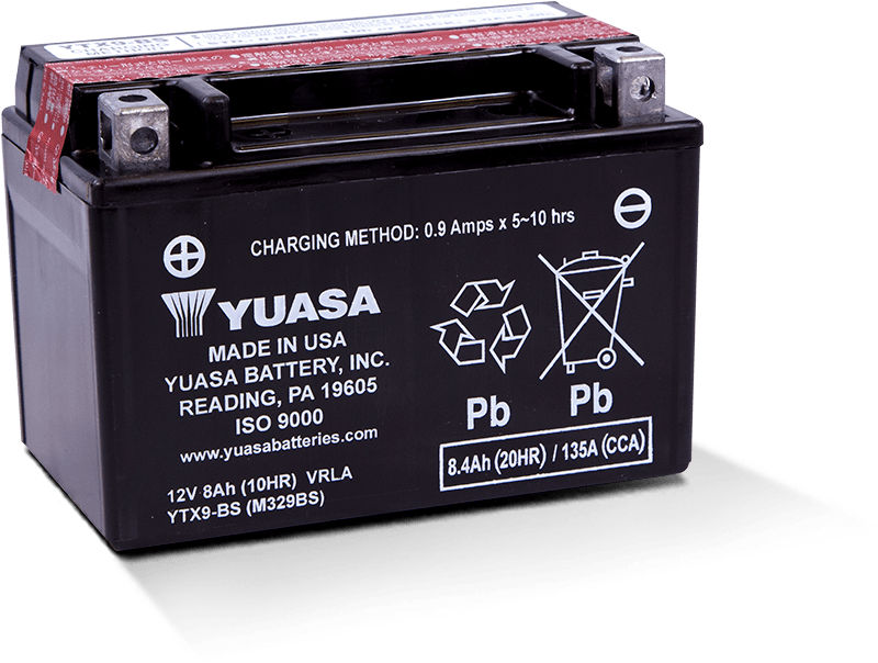 Ytx9 Bs Yuasa Battery Inc