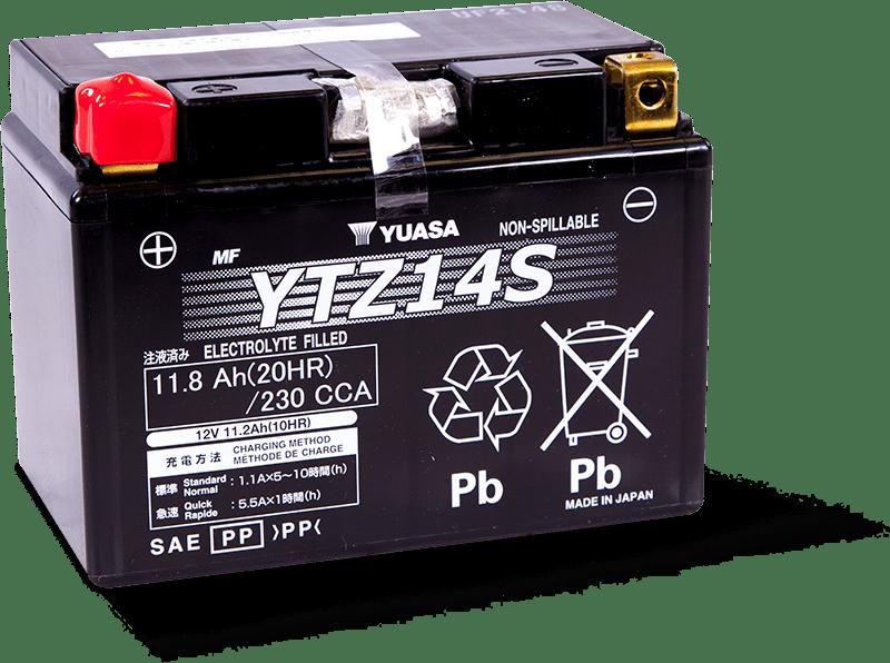 YTZ14S Battery