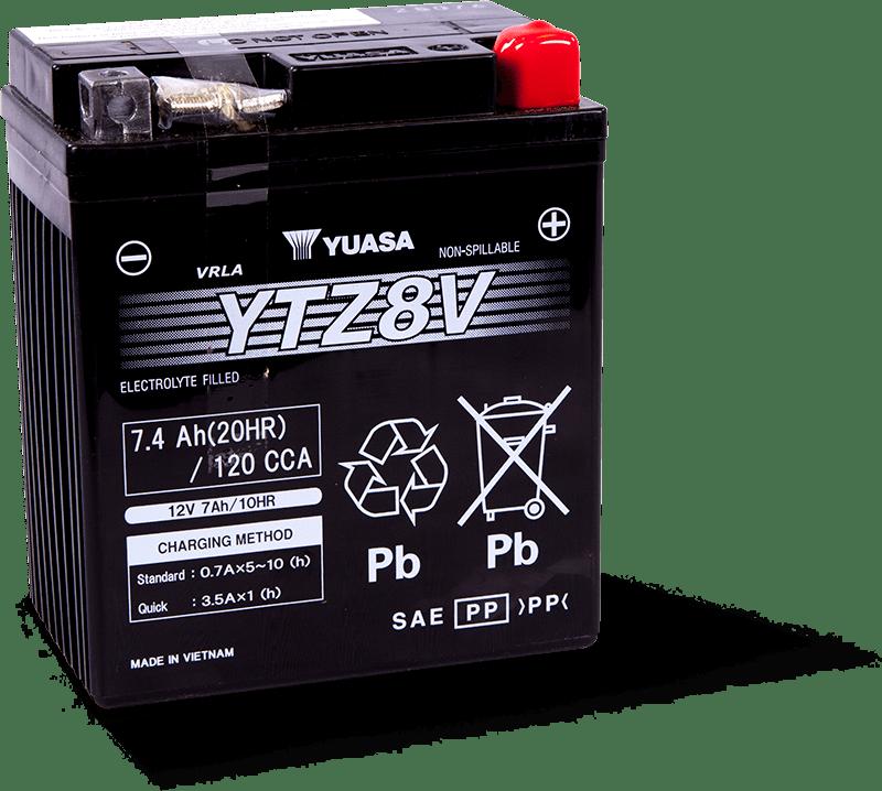 YTZ8V Battery